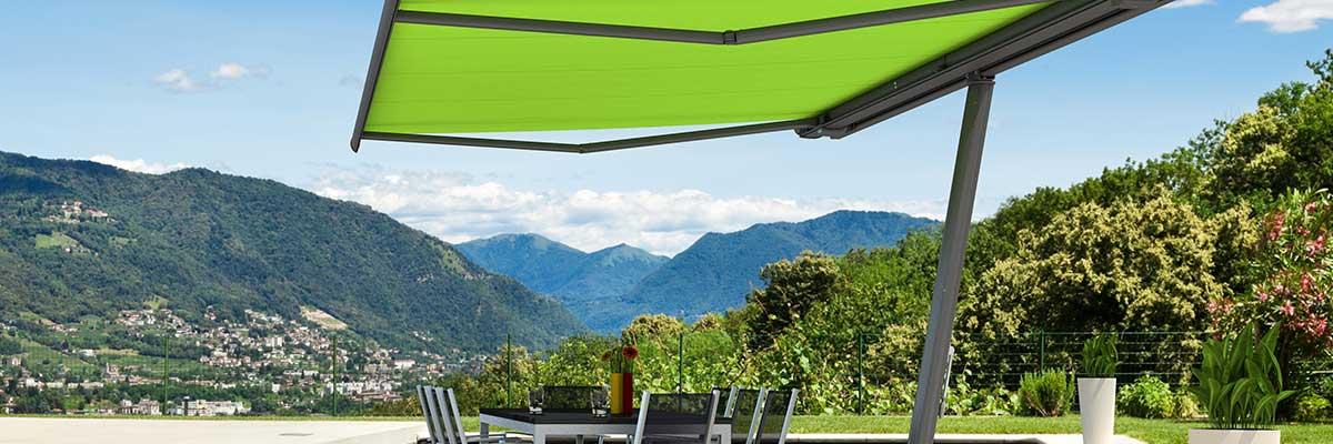 Sonnenschutz für Ihre Terrasse – GSG Farben GmbH Wohn-Art